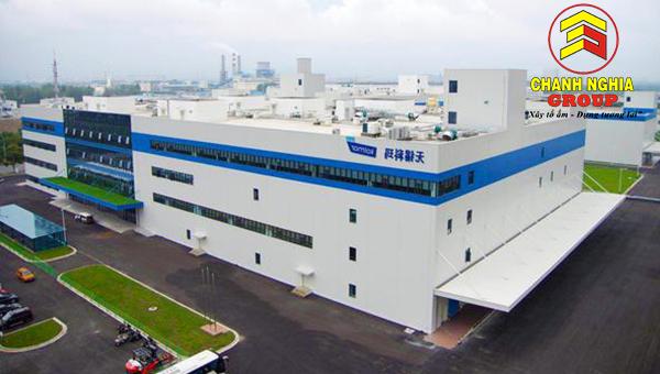 Công Ty Xây Dựng Nhà Xưởng Tại Chơn Thành Bình Phước