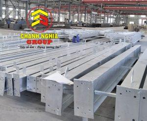 Công ty sản xuất kết cấu thép ở Bình Dương