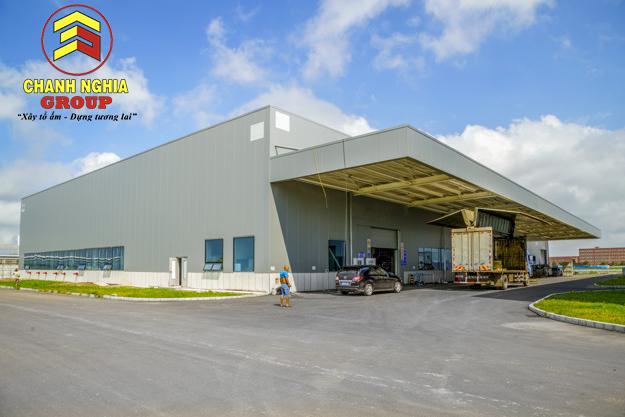 Công ty xây dựng nhà xưởng tại Đồng Xoài Bình Phước