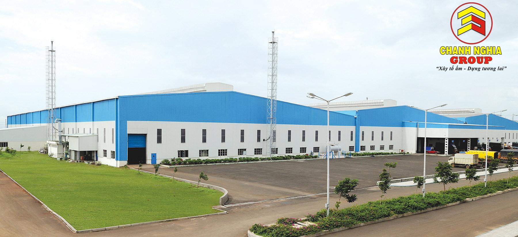 Nhà xưởng phân loại theo số tầng