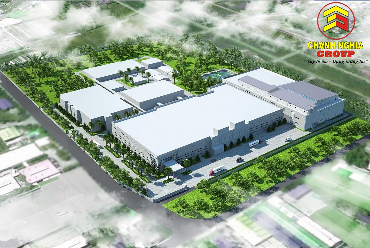 Thiết kế cơ sở tại Chanh Nghia Group