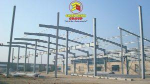 Ưu điểm của kết cấu thép trong xây dựng