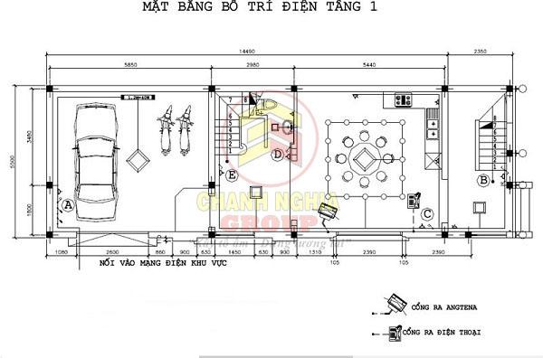 Bản vẽ xin giấy phép xây dựng là gì