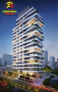 Thiết kế thi công trung tâm thương mại tại Bình Phước