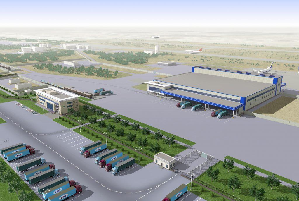 Thiết kế nhà xưởng tại Bến Cát - Bình Dương năm 2021