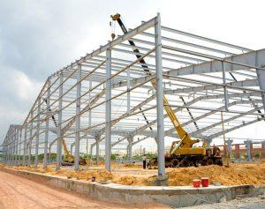 đầu tư xây nhà xưởng cho thuê