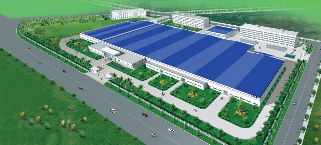 Xây dựng nhà xưởng trọn gói tại Thủ Dầu Một